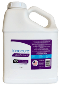 hypochlorous acid surface decontamination
